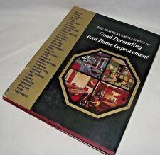 Home Improvement Decorating Encyclopedia 1970 Color Decor Style Ideas Vol 1 HB