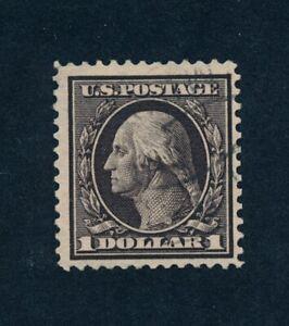 drbobstamps US Scott #342 Used Stamp Cat $95
