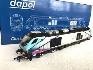 OO Gauge Dapol 4D-022-017 Class 68 Achilles 68023 Transpennine Express