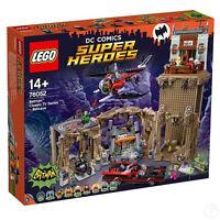 LEGO DC Comics Super Heroes Batman Classic TV Series – Batcave 76052