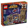LEGO DC Comics Super Heroes Batman Classic TV Series – Batcave 76052
