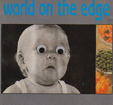 (90's) WORLD ON THE EDGE / VAR ARTISTS - radiohead,blur,smashing pumpkins,verve