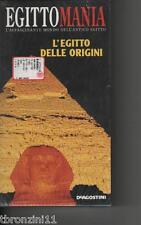 EGITTOMANIA - VHS - L'EGITTO DELLE ORIGINI