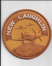 PATCH USAF PILOT TRAINING CLASS SUPT XL 08-02 NEW LAUGHLIN