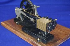 Antique Sipp 1/4 Hp Horizontal Steam Engine