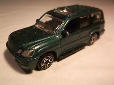 Motormax (6010) Road & Track Series Toyota Land Cruiser Diecast Dark Green
