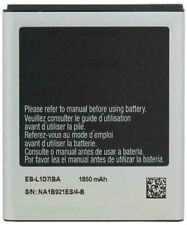 New OEM EB-L1D7IBA Battery for Samsung Galaxy S2 II S 2 T989 AT&T Skyrocket i727