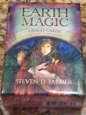 Earth Magic Oracle Cards, by Steve Farmer, NEW sealed