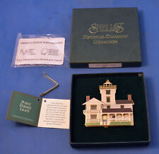 1995 The Point Fermin Light House of Shelia's Historical Ornament Collection