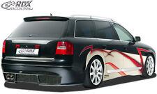 RDX Bodykit Audi A6 4B C5 Avant Kombi Spoiler-Set Front Seitenschweller Heck