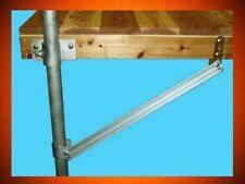Stationary Pipe Boat Dock Hardware Bracket Brace 635-40 (short)