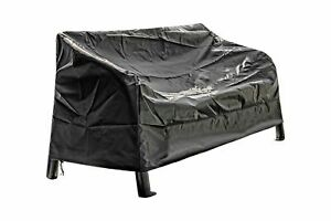 3-Seater Deep Lounge Sofa Outdoor Patio Furniture Cover Waterproof
