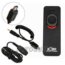 JJC Kabel Fernauslöser Auslöser passtend Nikon Coolpix Anschluss P7800 P7700