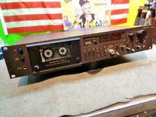 Estate* Pro Technics Rs-M85 Cassette Deck Quartz Lock Serviced >U Tube