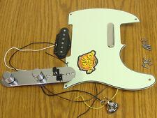 Fender Squier Classic Vibe Tele 60s Custom LOADED PICKGUARD Prewired