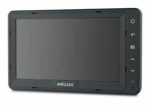 "Brigade VBV-770FM Select Backeye 7"" Digital LCD Monitor Screen NEW UK (RRP:£673)"