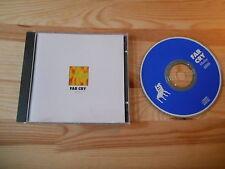 CD punk Far Cry-tillsday MCD (6) canzone Crucial response SXE