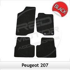 Peugeot 207 2006 2007 2008 2009 2010 2011 2012 Tailored Carpet Car Mats