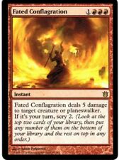 MTG 1x FATED CONFLAGRATION - Born of the Gods *Rare NM*