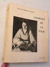 1948, Georges De La Tour by Francois-Georges Pariset, Henri Laurens SB, UNCUT!