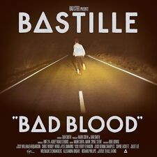 BASTILLE - BAD BLOOD  CD  12 TRACKS ALTERNATIVE ROCK  NEU