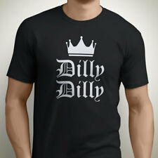 Gorilla Gear - Dilly Dilly Crown T Shirt, Bud Beer Slogan - NEW & ALL SIZES