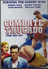 Combate trucado (The Set-Up) (DVD Nuevo)