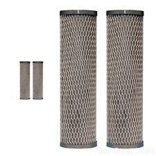 Universal Whole House Carbon Wrap 2-Phase Cartridge 2Pk Replacement Water Filter