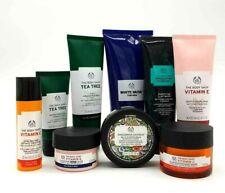The Body Shop  FACE WASH VITAMIN E ;SCRUB; MATTIFYING LOTION;CREAMS & MORE