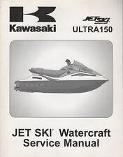 New listing 2003 Kawasaki Watercraft Jet Ski Ultra 150 Service Manual 99924-1308-01 (748)
