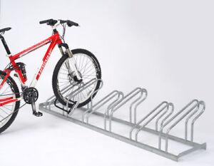 Klassik Fahrradständer Bügelparker Fahrradparker - Aufstellen fertig!