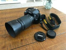 Nikon AF Nikkor 70-300mm F/4-5.6G Zoom Lens for Nikon DSLR Cameras
