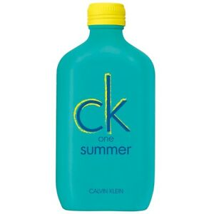 Calvin Klein CK One Summer 2020 - 100ml Eau De Toilette Spray, New and Sealed