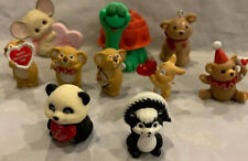 Lot of 10 Vintage Hallmark St Valentines Day+ Merry Miniatures Preowned