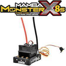 Castle Creations CSE010016500 Mamba Monster X 8S Speed Controller