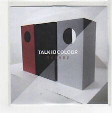 (FE15) Talk In Colour, Rushes - 2012 DJ CD