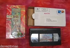 KEN KESEY & BABBS AUTOGRAPHED Pranksters LSD BUS Psychedelic Kool Place VHS