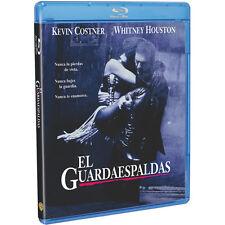 EL GUARDAESPALDAS BLU RAY  NUEVO ( SIN ABRIR ) KEVIN COSTNER WHITNEY HOUSTON