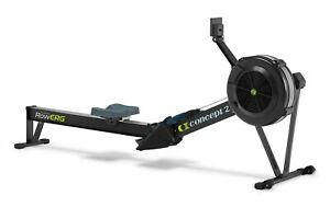BLACK CONCEPT 2 ROWERG ROWER - PM5
