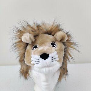 Children's Place Toddlers  Lion Faux Fur Plush  Hat