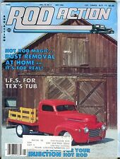 Rod Action Magazine May 1985 Rust Removal EX w/ML 031717nonjhe