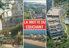 LA GRANDE MOTTE (34) LA MOTTE DU COUCHANT , RESIDENCES animées