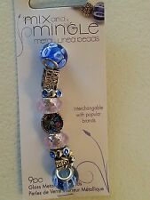 DARICE MIX AND MINGLE BEADS & CHARMS - FAMILY