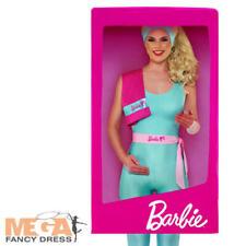 Barbie 3D casella Donna Costume Giocattolo Bambola Display Box Adulti Costume Accessorio