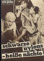 """IFB Illustrierte Film Bühne Nr. 4548 """" Schwarze Nylons - heiße Nächte """""""