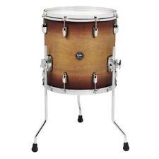 Gretsch Renown Component Drums : 14x14 Floor Tom Satin Tobacco Burst