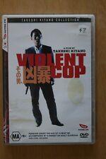 Violent Cop (DVD, 2005)       Preowned (D187)