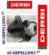 DERBI TAPPO ORIGINALE SERBATOIO BENZINA DERBI CROSS CITY SENDA -COD. 00H00400131