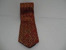 Gianni Versace Méduse / Homme 100 Cravate en soie Très jolie couleur