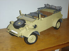 1/6th Scale, WW-2, German, DML Kubelwagon Model, (built)
